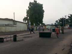Gunbattles Rock Brazzaville In Wake Of Disputed Congo Election
