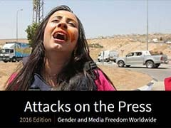 New Book Examines Gender's Role In Press Freedom
