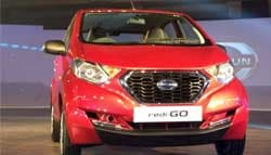 Datsun redi-GO Makes Global Debut; India Launch Slated for June 2016