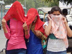 Delhi's Hottest Morning This Year Amid Heat Wave In North India