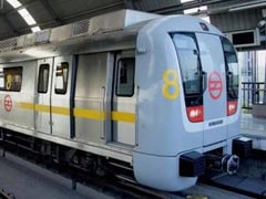 After Ban, Delhi Metro To Suspend Construction Activities