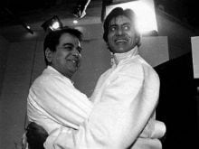 To Amitabh Bachchan, With Love From Dilip Kumar