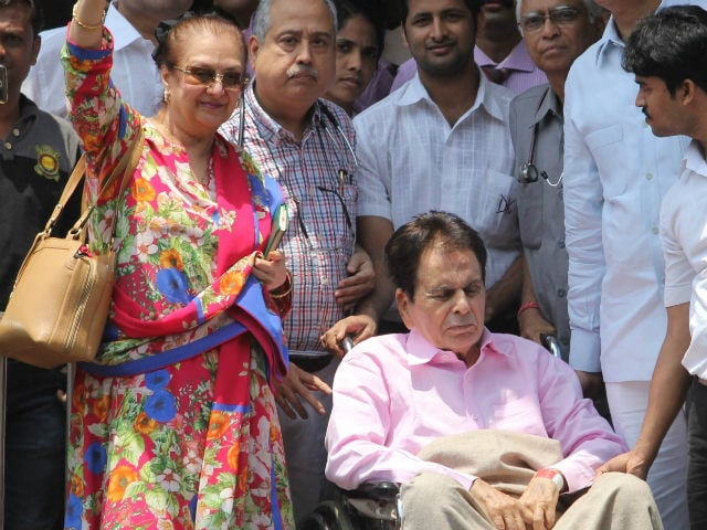 Dilip Kumar, 93, Discharged From Hospital