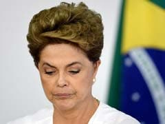 Brazil's Dilma Rousseff Vows To Seek Return If Forced From Office