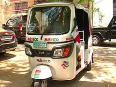 Custom Paintjob, Diplomatic Plates: Mexican Ambassador's Unique Ride