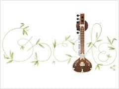Google Acknowledges Sitar Virtuoso Pandit Ravi Shankar On His 96th Birthday