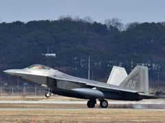 US Sends F-22 Fighters To Reassure NATO Allies Facing Russia