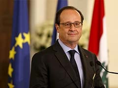 In Cairo, Francois Hollande Says Rights Important In 'Terror' Fight