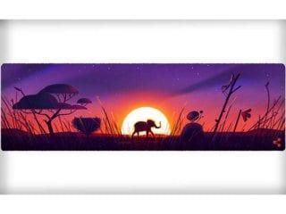 Earth Day: गूगल ने बनाया पांच बायोम वाला रंग-बिरंगा आकर्षक डूडल