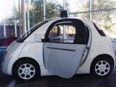 Google, Ford, Uber Join Self-Driving Car Coalition