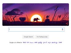 'पृथ्वी दिवस' पर गूगल ने पेश किया आकर्षक डूडल, आप भी देखें