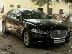 'See Ya Later': Gurgaon Cook Drives Off With Employer's Jaguar