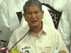 Harish Rawat Cabinet Decisions During One-Day Rule Annulled, Says Official
