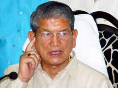 Teach BJP A Lesson For Dislodging My Government: Harish Rawat To People