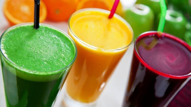 6 healthy breakfast juices from beetroot and kiwi to kale