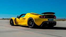 Hennessey Venom GT Spyder is the World's Fastest Convertible Yet