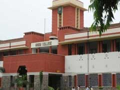 Hindu College Girls' Hostel Not To Open This Year