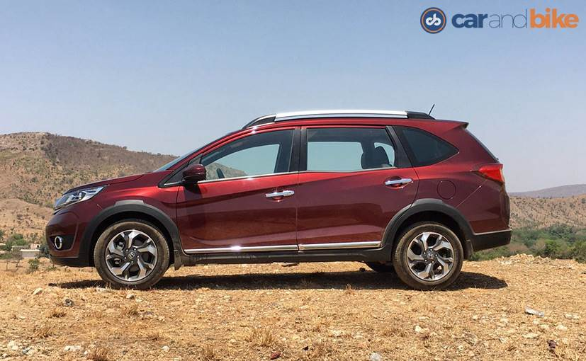 Honda Mobilio Review >> Honda BR-V Review - NDTV CarAndBike