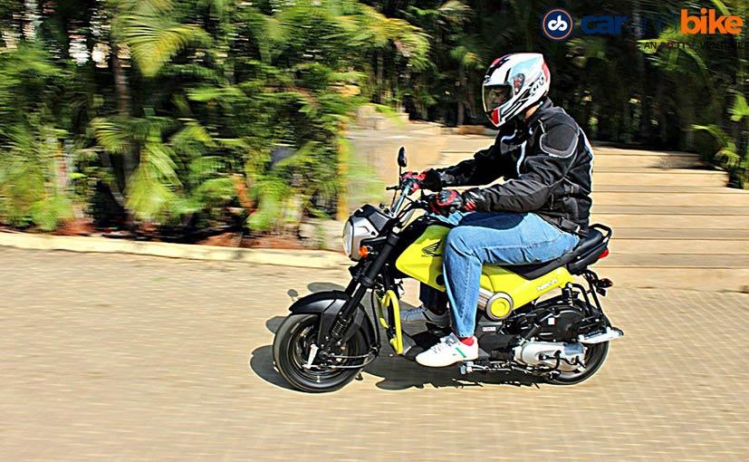 Honda Navi First Ride Review Ndtv Carandbike