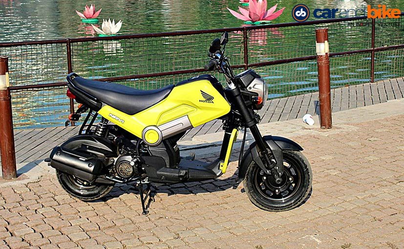 And two bits a review of going going gone - Honda Navi First Ride Review Ndtv Carandbike