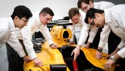 Infiniti Gives Top Students the Chance to Work With a Formula One Team