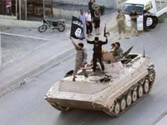 Top Islamic State Official Suggests The Militants Are Feeling The Heat