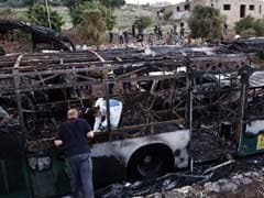 Israel Probes Bus Bombing, Boosts Security For Jewish Holiday