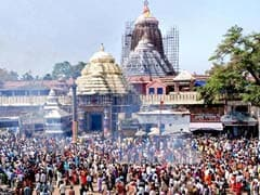 Cracks Found In Jagannath Temple In Puri, Restoration Work Underway