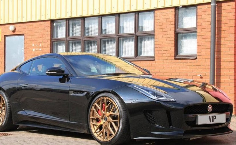 this is the most powerful jaguar f type in the world. Black Bedroom Furniture Sets. Home Design Ideas