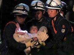 जापान : छह घंटों तक मलबे में दबी रही आठ महीने की बच्ची चमत्कारिक ढंग से जिंदा बची