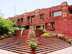 JNU Students, Teachers Demand Suspension Of Rape Accused Scholar
