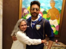 How Amitabh Bachchan, Abhishek Wished Jayaji on Her Birthday