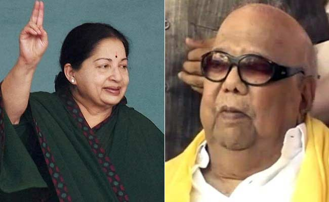 'End Rumours On Jayalalithaa's Health, Release Photo,' Says DMK's Karunanidhi