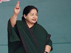Tamil Nadu Polls: Jayalalithaa Attacks DMK On Law And Order During Its Rule