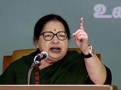 Jayalalithaa Promises Prohibition In Tamil Nadu If Re-Elected