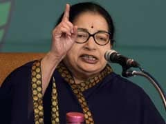 Jayalalithaa's '51-in-One' Rally At DMK Stronghold In Tamil Nadu
