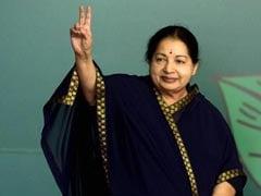 Political Hues Of Tamil Nadu: Green For Jayalalithaa, Yellow For Karunanidhi