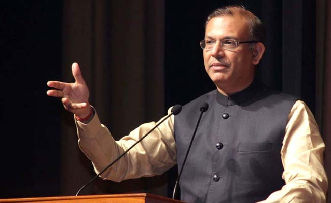 Union Minister Jayant Sinha said the aviation industry in India is
