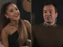 Ariana Grande, Jimmy Fallon's Lip-Sync Conversation Will Make You ROFL