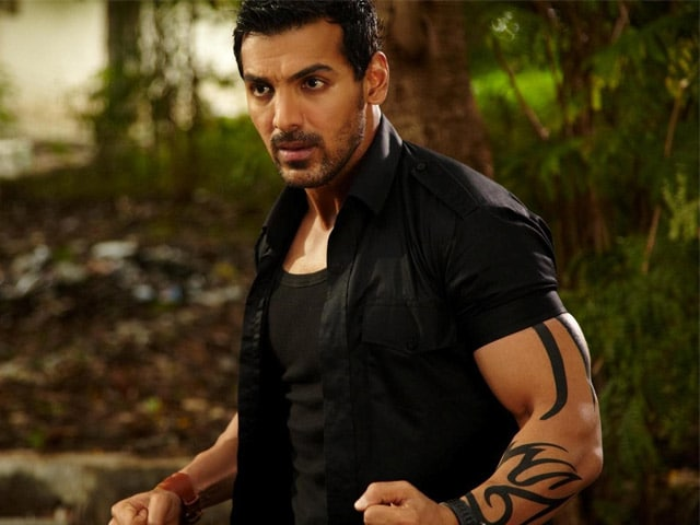 shooting of john abraham u0026 39 s force 2 stopped by mns film