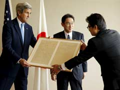 John Kerry Visits Hiroshima Memorial 7 Decades After Atomic Bombing