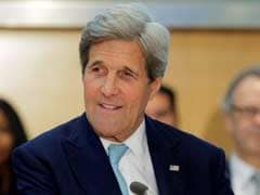 John Kerry To Meet Iran Minister On Nuclear Deal, Visit Egypt, Saudi
