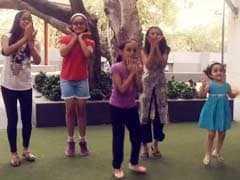 These Cuties Singing 'Jungle Jungle Baat Chali Hai' Will Take You Back In Time
