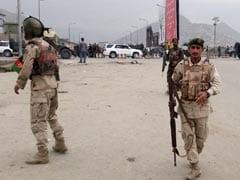 Afghan President Ashraf Ghani Says Several Killed And Wounded In Kabul Blast