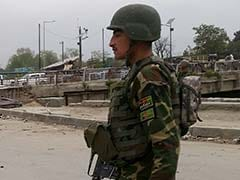 Blast Rocks Afghan Capital, Close To State Buildings, US Embassy