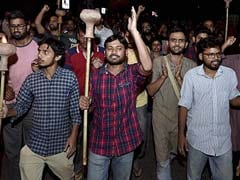 JNU's Kanhaiya Kumar, Others Go On Hunger Strike Against Probe Report