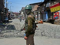 5 Charged For 'Provocation' In Jammu And Kashmir's Kishtwar District
