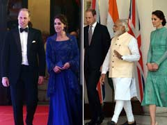 From Kate's Hairstyles To Her Bare Feet, India Tour Is International News