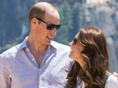 Britain's Royal Couple William And Kate's Date With Taj Mahal Today