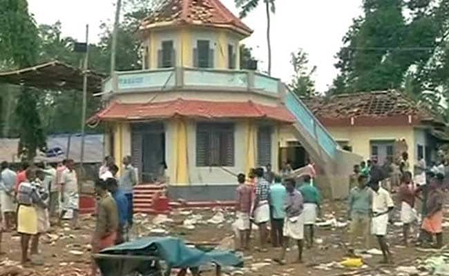 Kerala Temple Fire: PM Modi Heads To Kollam With 15 Doctors